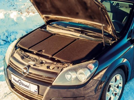 HeatShield L 2в1: утеплитель двигателя и шумоизоляция капота